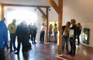 expositie Lichtgewicht Hanneke van der Werf